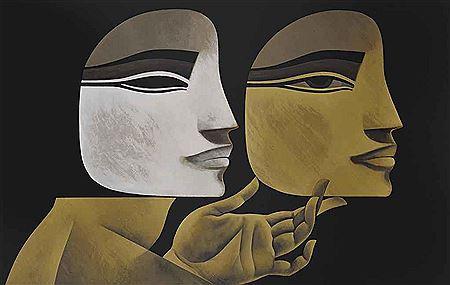 Psikanalizë në Rrathë të Camaj, pjesa e parë: Maska